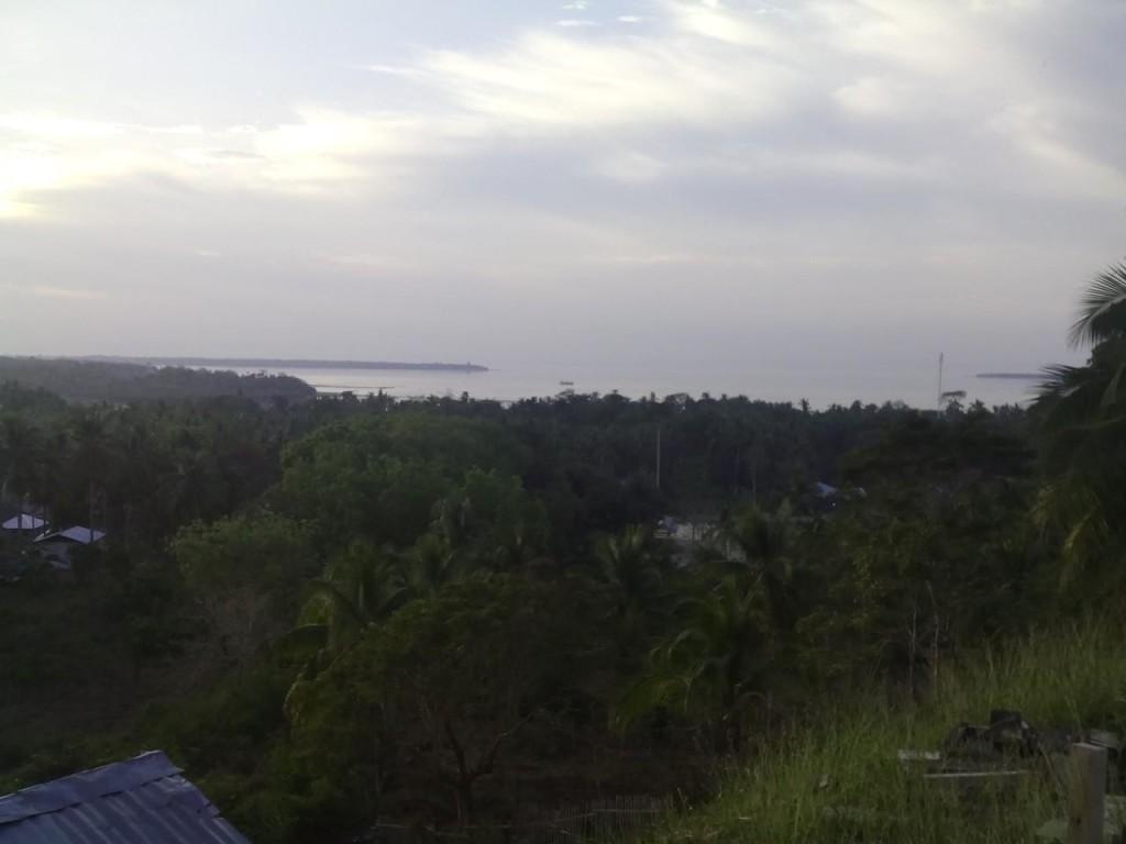 Skyline in Loon, Bohol