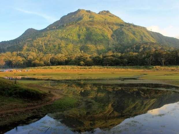 Mont Apo in Davao
