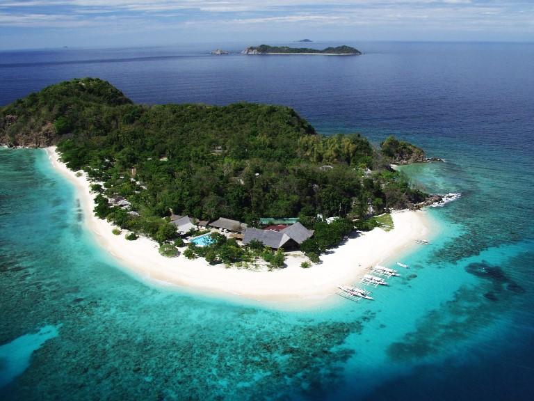The Island of Coron, Palawan