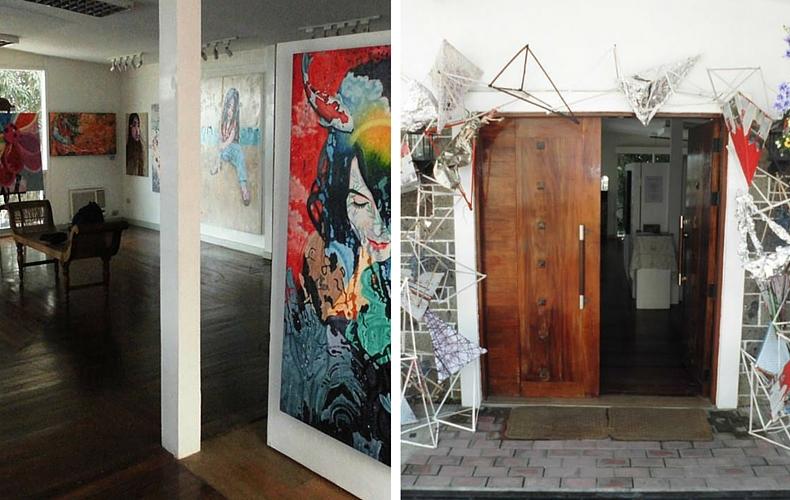 Cevio Art Haus in Kapitolyo