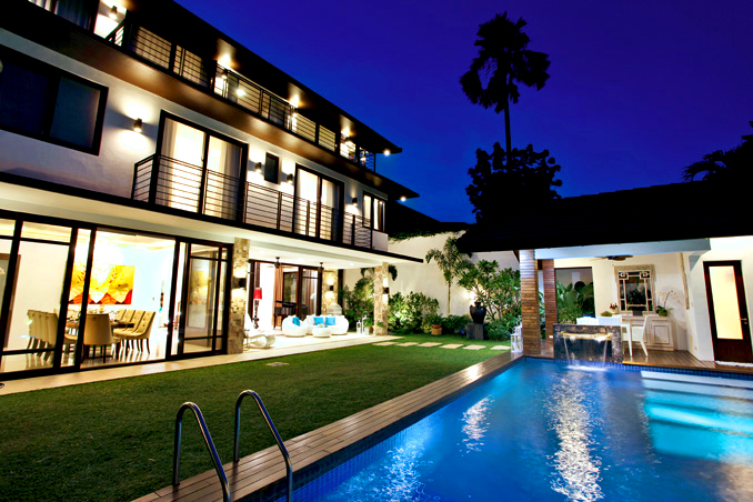 Bea Alonso beautiful house