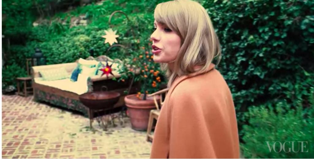 Taylor Swift's Garden