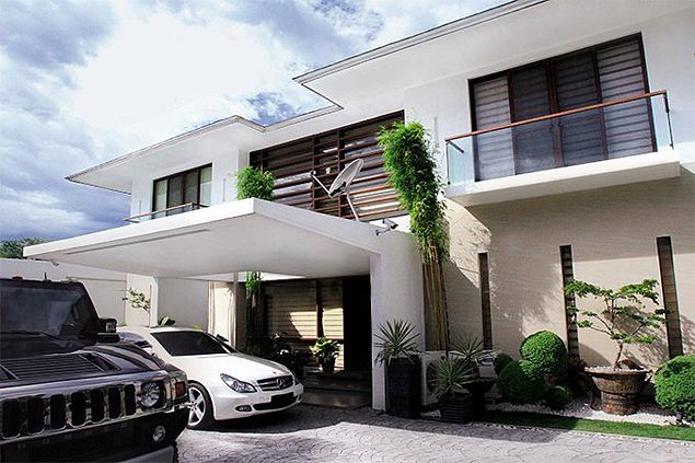 Pacquiao's house