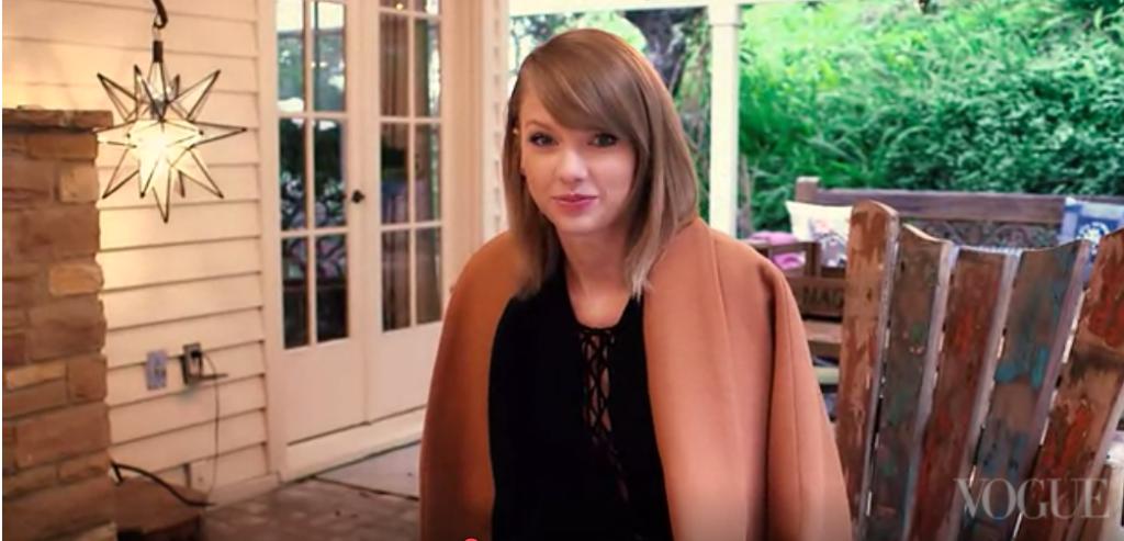 Taylor Swift's backyard