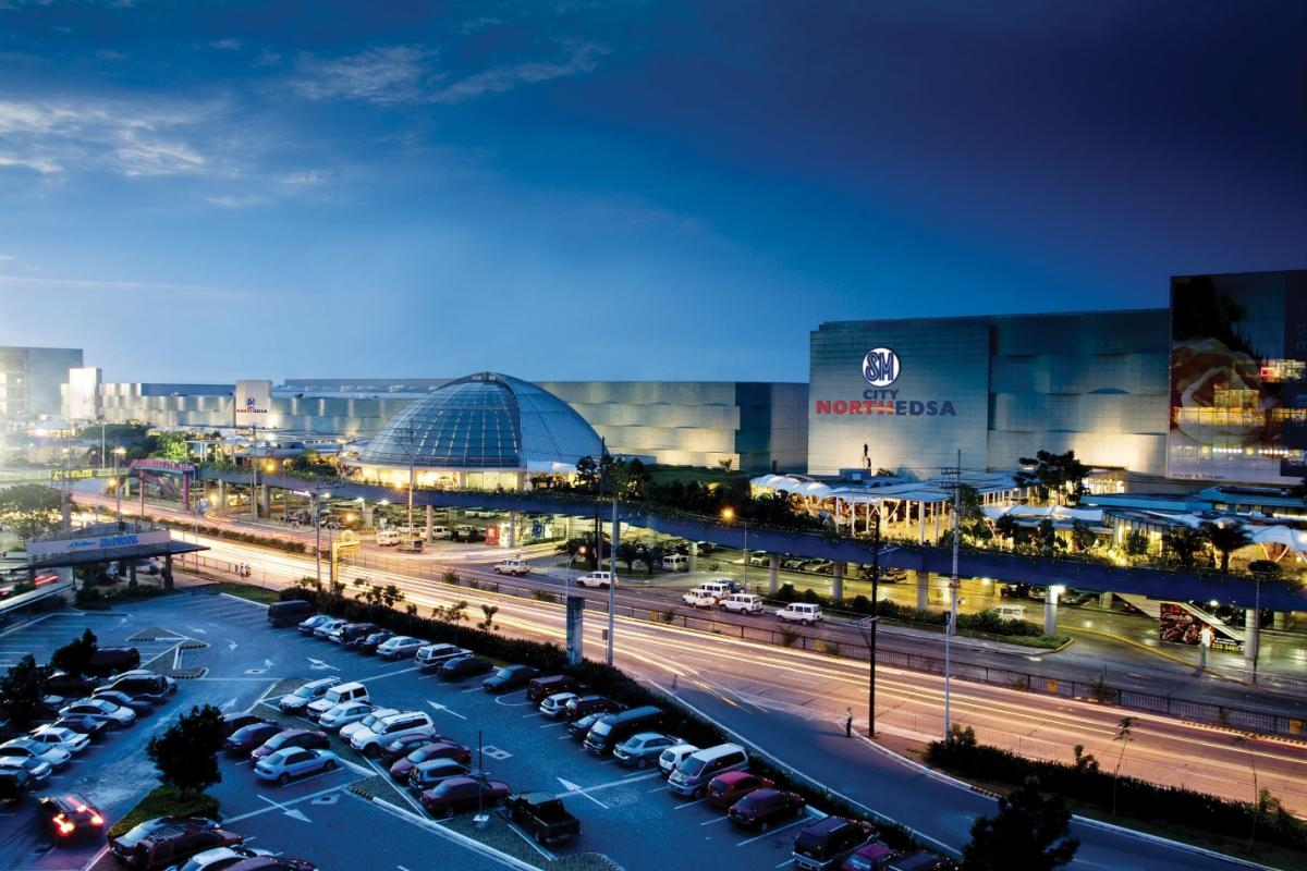 Shopping Mall North Edsa