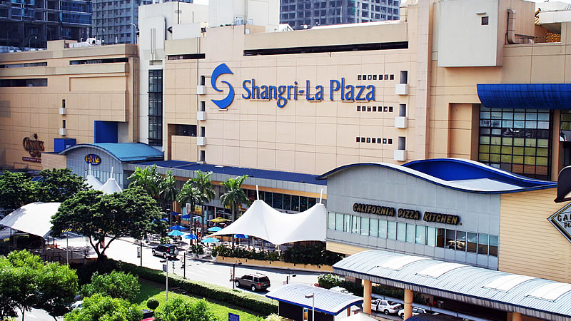 Shangri-la Mall in Pasig City